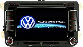 VW MAGOTAN car dvd player system