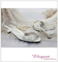 1 pair/lot Bridal Latest Fashion Summer Style Exquisite Design Evening/Wedding/Party Sandals EL10014