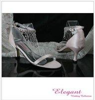1 pair/lot Bridal Latest Summer Fashion Classic Style Exquisite Design Evening/Wedding/Party Sandals EL10017