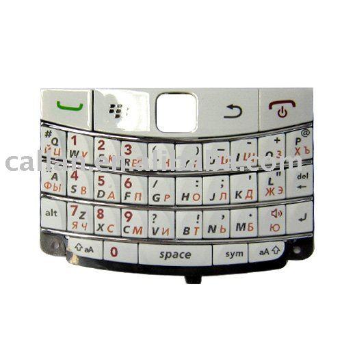 Russian keyboard keypad for font b blackberry b font font b bold b