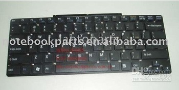 VGN-SR 148088721 keyboard for SONY VAIO SR series laptop