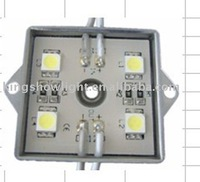 4L 5050 SMD waterproof LED module with Aluminum case wholesale with free shipping