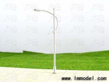 mdoel lamp, T26 lamppost for train layout HO scale