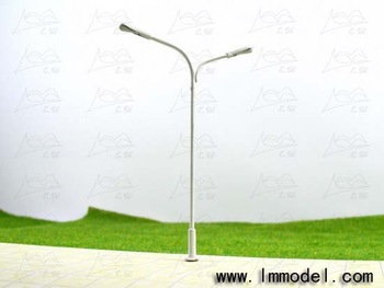mdoel lamp, T31 lamppost for train layout HO scale.model building lamp, scale lamp,lamp