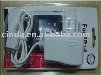 free shipping&AC Wall Travel Charger for iPad ,US plus