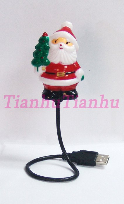 resin santa claus-free shipping(China (Mainland))