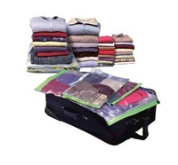 Free shipping 20pcs/lotCompression Travel Bags for travelling/hand rolling vacuum bag VBR46