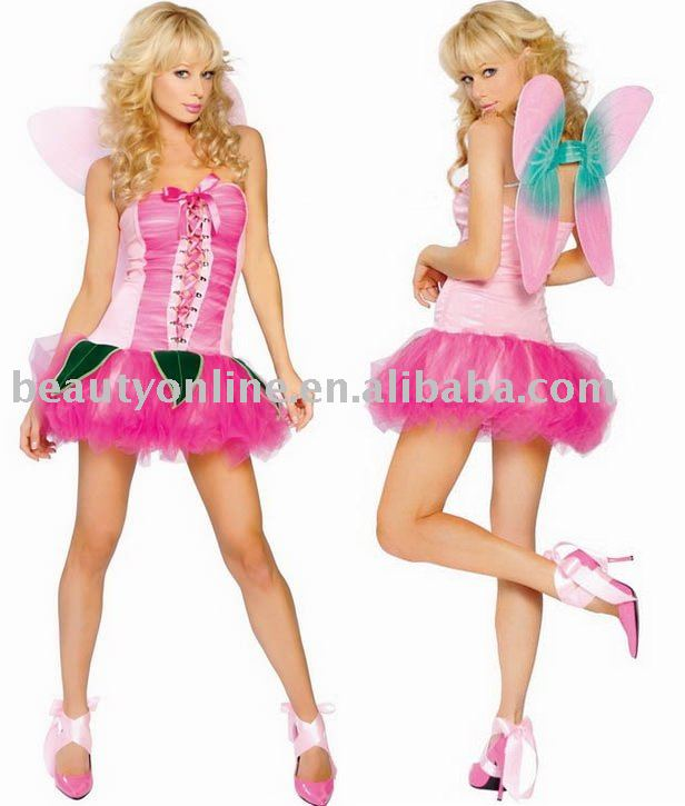 Custom made Halloween Costumes elves Costume(China (Mainland))
