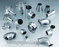 Stainless Steel Pipe Fittings Doubel Elbow Double Tee Double Bend Jacketed Elbow