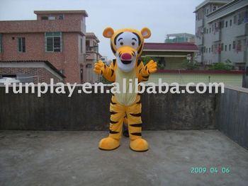 2010 HI 703 tiger character costume
