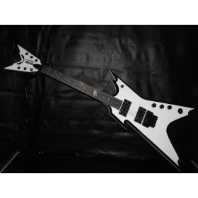 2010 New Arrival Dime Razorback V Fly Electric Guitar Free shipping D:2(China (Mainland))