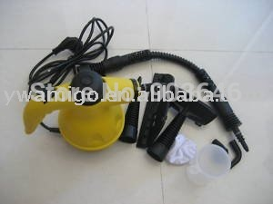 HOME MUTLI-USE HANDY STEAM CLEANER LOTS OF ACCESSORIES