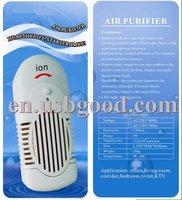 NEW IONIC AIR PURIFIER AIR FRESH AIR CLEANER IONIZER+LED light