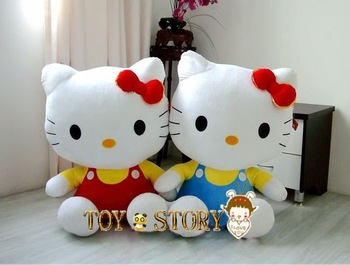 65cm hello kitty plush toy ,doll, plush toy,free shipping