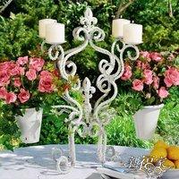 homen&garden decoration/ iron decoraion/ candlestick/ europe-amerian style/ wholesales