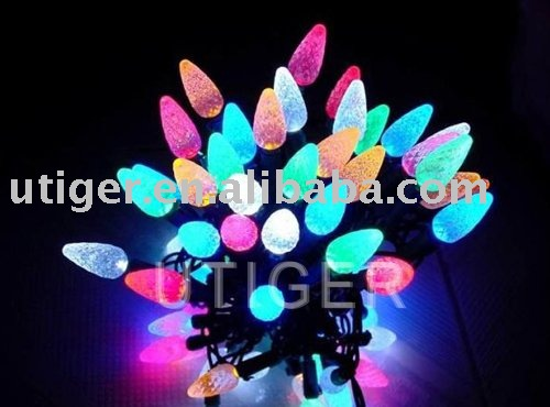 Halloween Decoration String Lights, Parties Decorations Lights!Free shipping!with PE Bag!(Hong Kong)