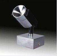 1*1W LED wall light;60*50*142mm;AC90V-AC260V input;
