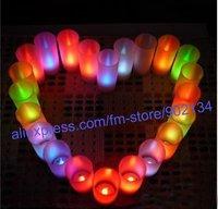 400pcs/lot LED candle , Led Candle Blowing Candle , Mini Romantic christmas decoration,Christmas Gift ,christmas decoration