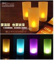 500pcs/lot LED candle , Led Candle Blowing Candle , Mini Romantic christmas decoration,Christmas Gift ,christmas decoration