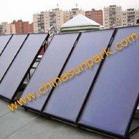 2.0sqm Flat Panel+European standard+130pcs free shipping  solar water heater collector