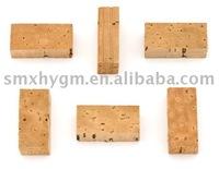 CORK BLOCKS 12x12x3mm