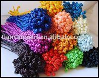 Free ship!!! 100pcs braided korean silk thread silk cord necklace 2mm
