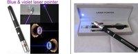 laser pointer/laser pen/10MW blue laser/free shipping!