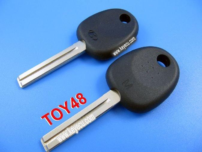 hyundai id46 chave transponder(China (Mainland))