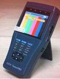 "3.5""TFT-LCD PTZ Tester: HK-TM803 PTZ controller"