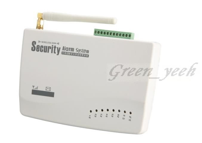 Free shipping!!! GSM alarm system(China (Mainland))
