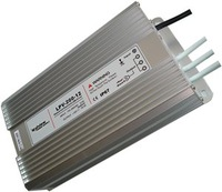 24V/12.5A/300W waterproof power supply;AC110/220V input;CE approved
