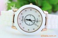 Whole-sale Fashion Silicone watches  100pcs/lot