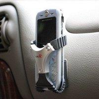 Mobile phone holder car holder car phone holder cell phone holder outlet