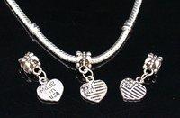 Wholesale - Tibetan silver charm made in USA dangle Pendants 30pcs send by HK POST