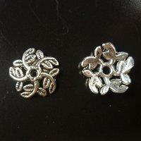 500 pcs/lot alloy bead caps Free shipping
