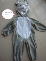 Wholesale Cosplay, Children's clothes/ Halloween costumes Children's animal clothes Mice clothing