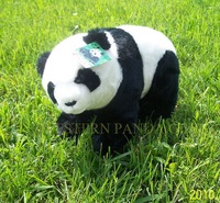 Free Shipping Christmas Plush Panda Gifts, cute and Cuddle Annimal Stuffed toys, lovable  panda plush