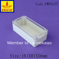 (  140X82X45  mm)   waterproof cabinets   for  Sealed Enclosure    PWP103