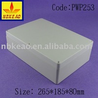 (265X185X80  mm)  plastic watertight case   PWP253