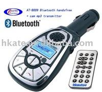 free shipping 10pcs/lot bluetooth car kit vw AT-B009