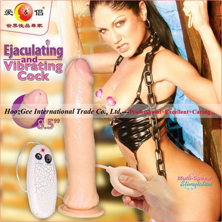 Dildos Vibrator Sextoys Sex Product Adult Toy Imitation Ejaculation Function ...