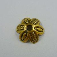 350 pcs/lot alloy bead caps Free shipping