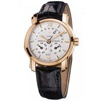 NEW ARRIVAL Perpetual Calendar Retrograde Mens Watch 47031.000R-8955
