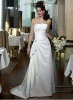 2011 Gorgeous A-line Bridal Wedding Dress Wedding Gown