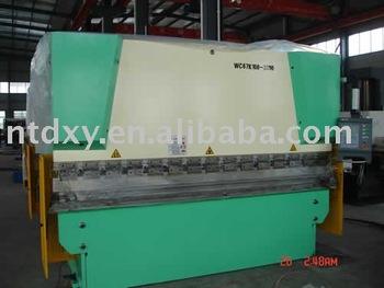 WC67Y-125/3200 press brake tooling