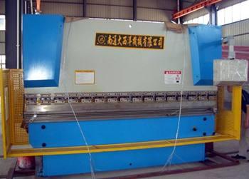 WC67Y-125/3200 press brake
