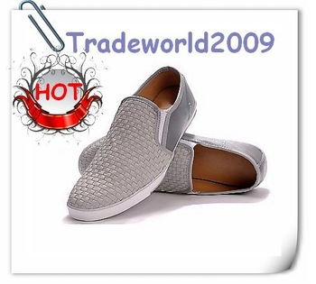 Hot Sell Discount Comfort Men's Casual Shoes Weave Style Men Casual Shoe Online Free Shipping