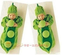 green pea style baby sleep bag baby cloth+wholesale and retail+free shipping