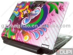 Customized laptop skin, laptop cover sticker(China (Mainland))