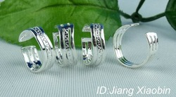 HOT!!Wholesale Lots 50pcs 925 Sterling Silver toe rings,50pcs/lot,Free Shipping!!(China (Mainland))